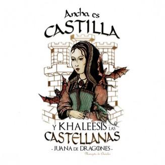 Diseño Ancha es Castilla - Manojito de Claveles
