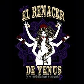 Diseño El renacer de Venus - Manojito de Claveles