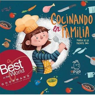 Cocinando el Familia - Apila Ediciones