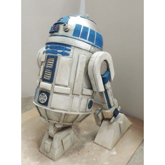 Fictício de Star wars, tamaño natural,  R2D2