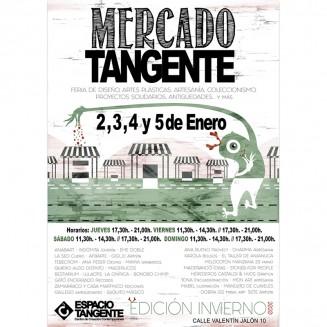 Cartelería Mercado Tangente Burgos