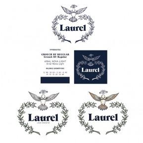 Diseño e ilustración de logotipo para marca de eco-cosmética