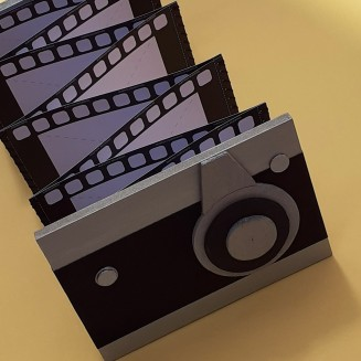 OPCIÓN B - Álbum cámara de fotos