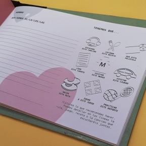 OPCIÓN H - Libro de firmas bebés internas