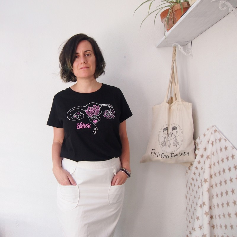 Camisetas libres