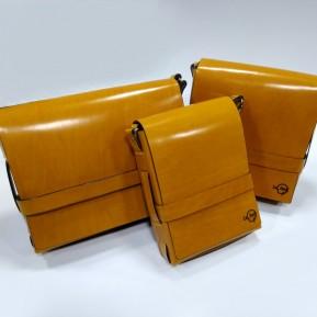 Bolsos sin costuras en sus 3 tamaños