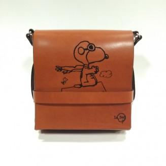 Bolso sin costuras personalizado con Snoopy