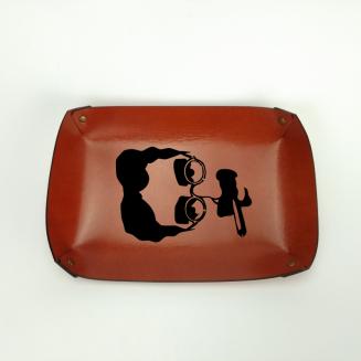 vaciabolsillos personalizado con Groucho Marx