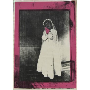 Inocencia III Litografía.  50 x 70 cm. Soporte Papel. Tinta Offset. Edición: 1/1