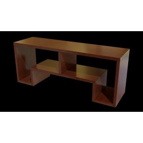 Mesa de salon realista